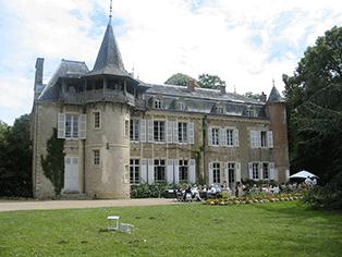 Château de Chalivoy