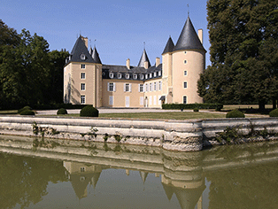 Château de Thaumiers